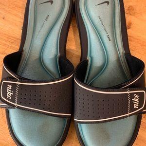 Ladies Nike sandals